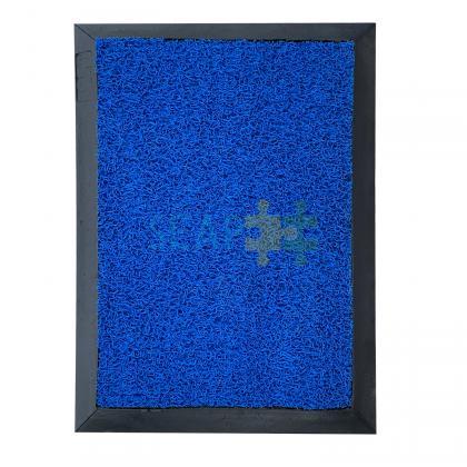Covoras Dezinfectant antimicrobian, igienic. 48×68 cm, Albastru, 3.5 kg