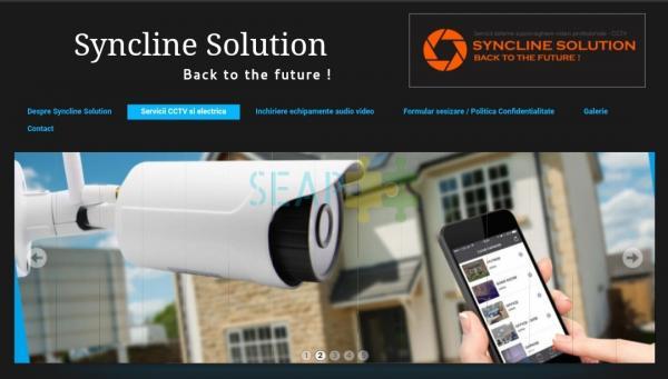 Sisteme supraveghere video CCTV, servicii electrice
