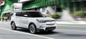 SSANGYONG TIVOLI STD PLUS 1.5 X GDI 163 HP AWD M6 / 280 NM