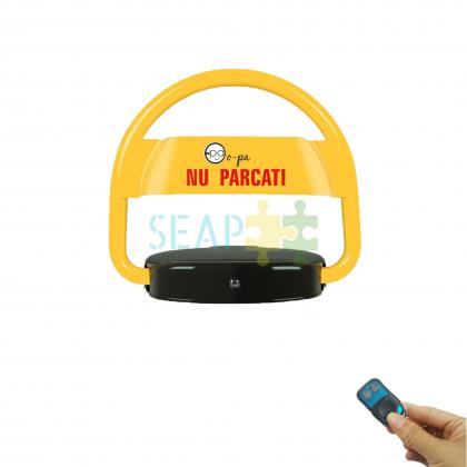 Blocator parcare automat cu telecomanda, acumulator AVR-PL901R